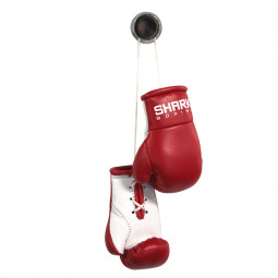 Paire de mini gants 2020 Rouge