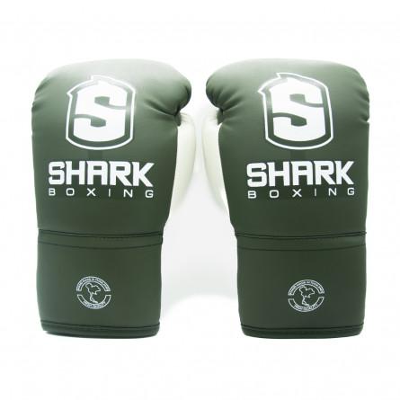 Guante de boxeo con cuerda Decada SharkBoxing