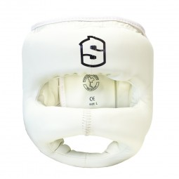 CASCO IRON MAN BLANCO