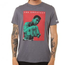 CAMISETA GREATEST GRIS