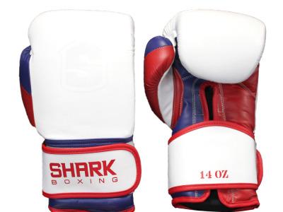 Guante de Boxeo modelo MX19 de Shark Boxing