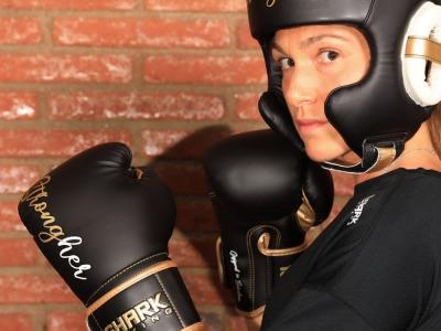 Guante de Boxeo para mujer